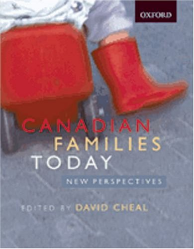 9780195422948: Canadian Families Today: New Perspectives