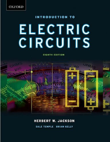 9780195423105: Introduction to Electrical Circuits