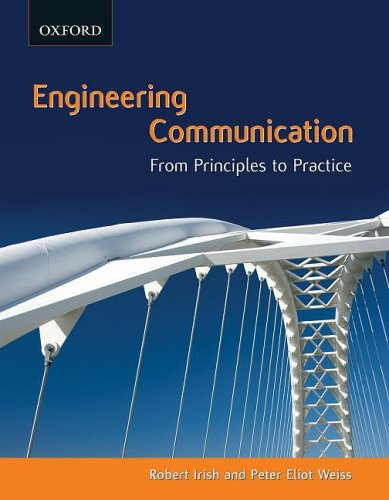 9780195424881: Engineering Communication: From Principles to Practice