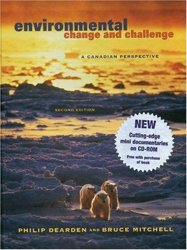 9780195425017: Environmental Change and Challenge