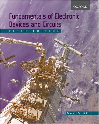 9780195425239: Fundamentals of Electronic Devices and Circuits