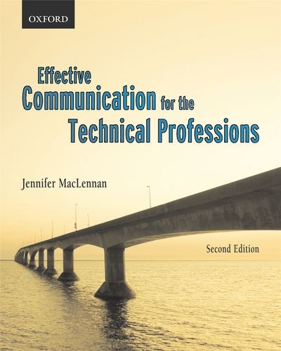 9780195425475: Effective Communications for the Technical Professions