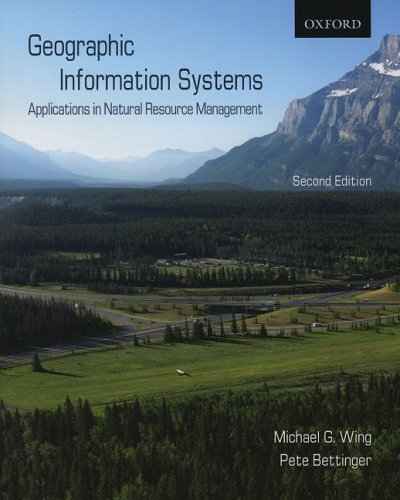 9780195426106: Geographic Information Systems: Applications in Natural Resource Management