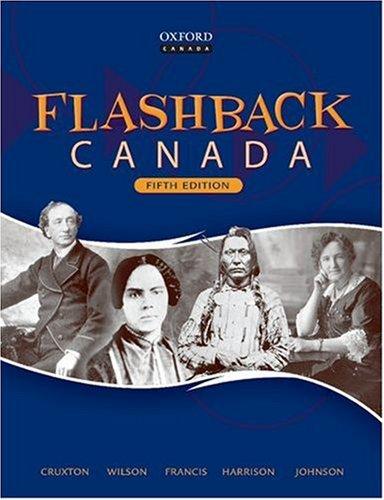 Flashback Canada: Cruxton, J. Bradley