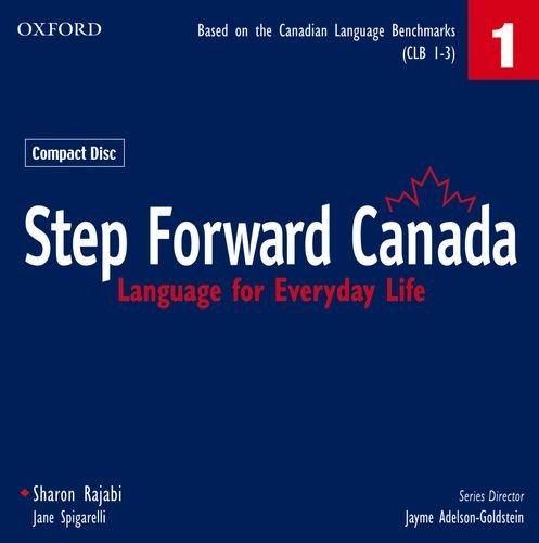 9780195426380: Step Forward Canada 1: Audio CD: Language for Everyday Life
