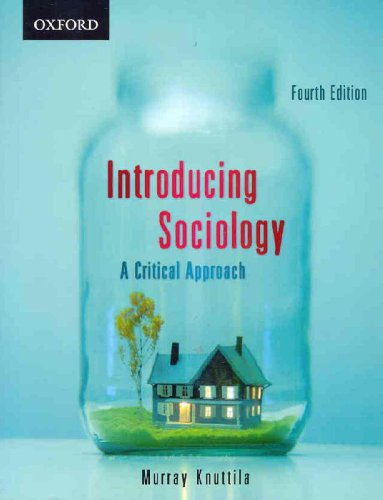INTRODUCING SOCIOLOGY: KNUTTILA