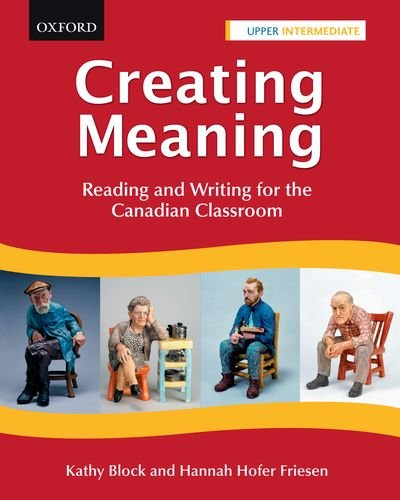 9780195427936: Creating Meaning Reading and Writing for the Canadian Classroom