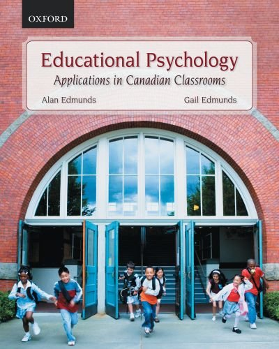 9780195428070: Educational Psychology: Applications in Canadian Classrooms