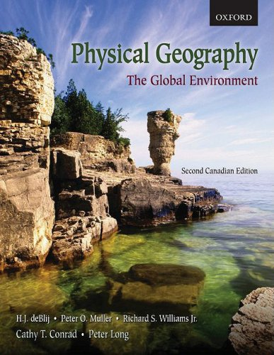 9780195428971: Physical Geography The Global Environment