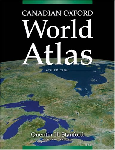 National geographic atlas of the world: 9780870448355: reference.