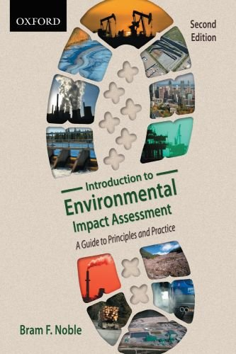 9780195429626: Introduction to Environmental Impact Assessment: A Guide to Principles and Practice