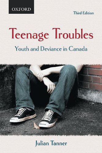 9780195429794: Teenage Troubles: Youth and Deviance in Canada