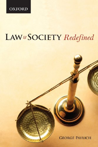 9780195429800: Law and Society Redefined (Themes in Canadian Sociology)