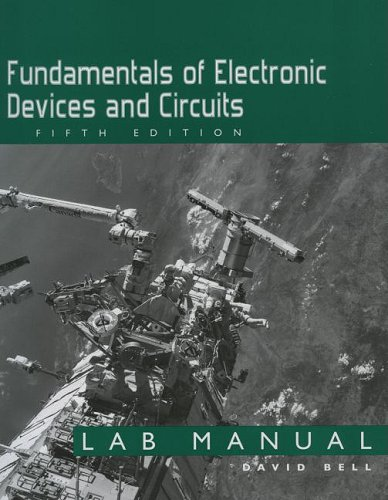 9780195429886: Fundamentals of Electronic Devices and Circuits Lab Manual