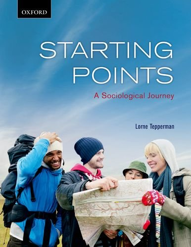 9780195429985: Starting Points: A sociological journey