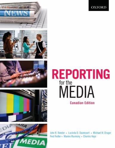 9780195430196: Reporting for the Media
