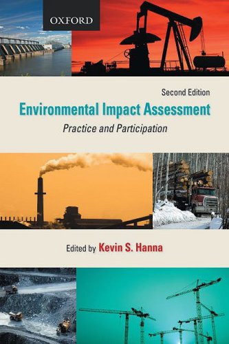 9780195430226: Environmental Imapct Assessment: Practice and Participation