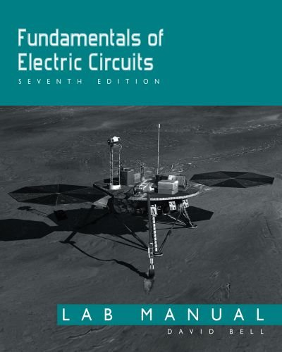 9780195430363: Fundamentals of Electric Circuits: Lab Manual