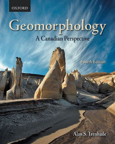9780195430783: Geomorphology: A Canadian Perspective