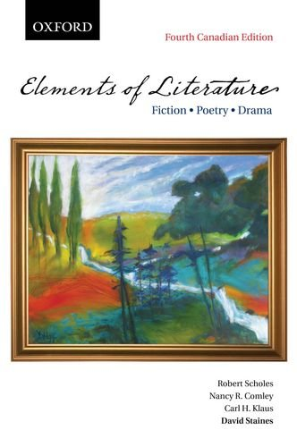 9780195430974: Elements of Literature (Canadian Edition)