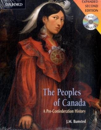 9780195431018: The Peoples of Canada: A Pre-Confederation History