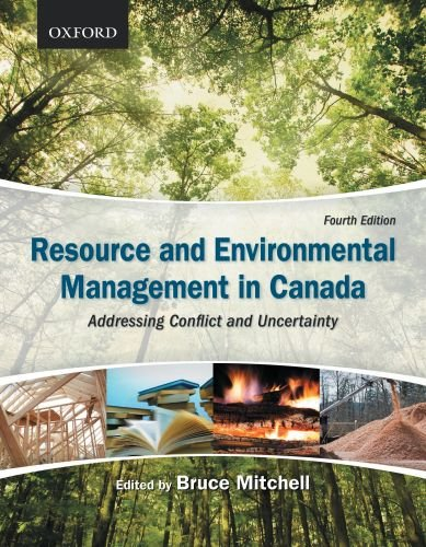 9780195431285: Resource and Environmental Management in Canada: Addressing Conflict and Uncertainty