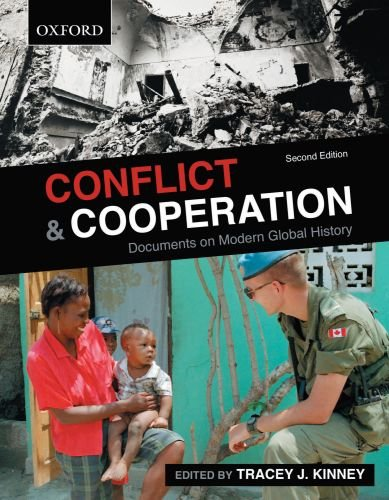 9780195431292: Conflict and Cooperation: Documents on modern Global History