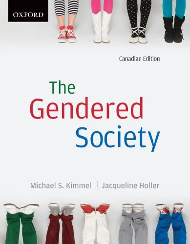 9780195431476: Gendered Society Canadian Edition