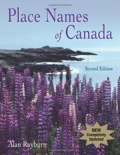 9780195431537: A Dictionary of Canadian Place Names