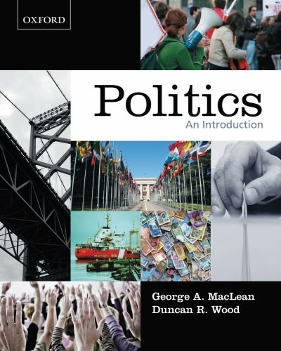 Politics : An Introduction: George A. MacLean;