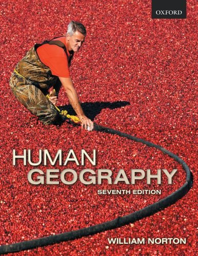 9780195431841: Human Geography