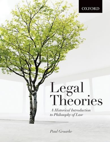 9780195431872: Legal Theories: A Historical Introduction to Philosophy of Law Candadian Edition