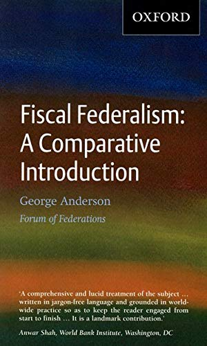 9780195432381: Fiscal Federalism: Fiscal Federalism: A Comparative Introduction