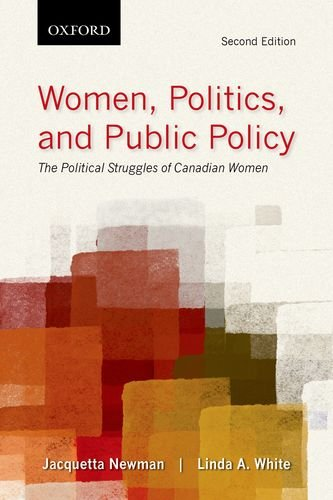 9780195432497: Women, Politics, and Public Policy: The Political Struggles of Canadian Women