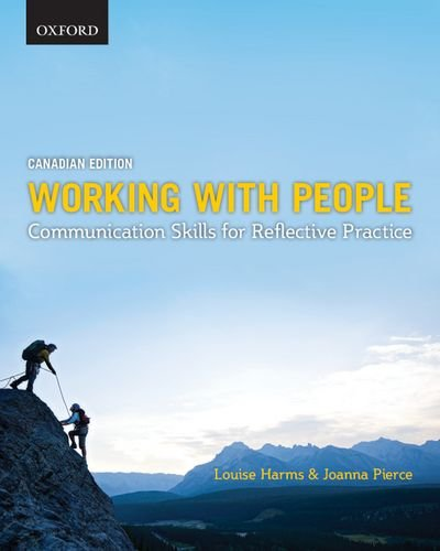 9780195433548: Working with People Communication Skills for Reflective Practice