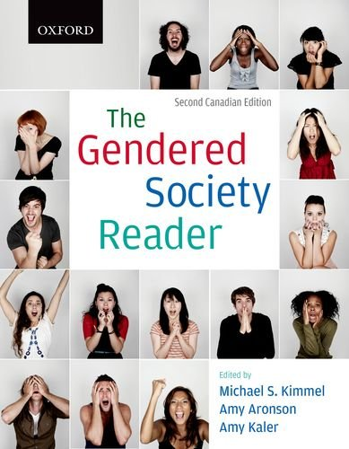 9780195433715: The Gendered Society Reader: Second Canadian Edition