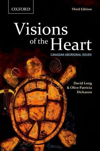 Visions of the Heart: Canadian Aboriginal Issues: Long, David; Dickason,