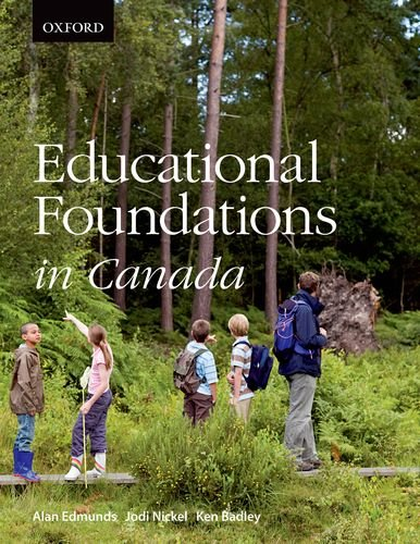 9780195433807: Educational Foundations in Canada