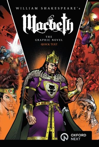 9780195437973: Macbeth: The Graphic Novel, Quick Text / By William Shakespeare