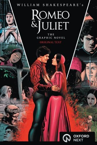 9780195437980: Romeo and Juliet: The Graphic Novel, Original Text