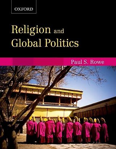 9780195438123: Religion and Global Politics