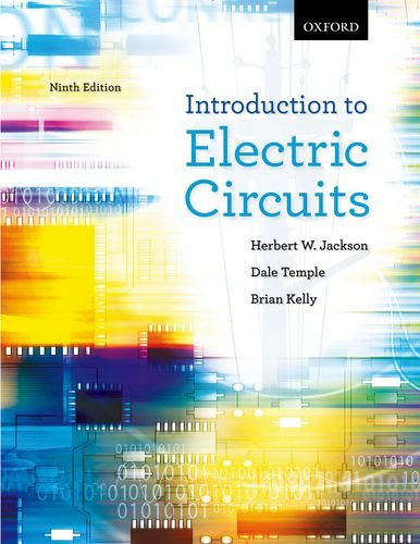 9780195438130: Introduction to Electric Circuits