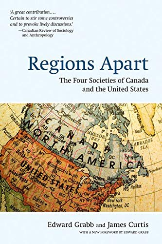 9780195438307: Regions Apart: The Four Societies of Canada and the United States (Wynford Books)