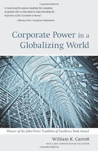 9780195438314: Corporate Power in a Globalizing World (Wynford Books)