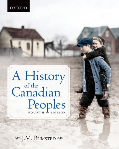 9780195439311: A History of the Canadian Peoples