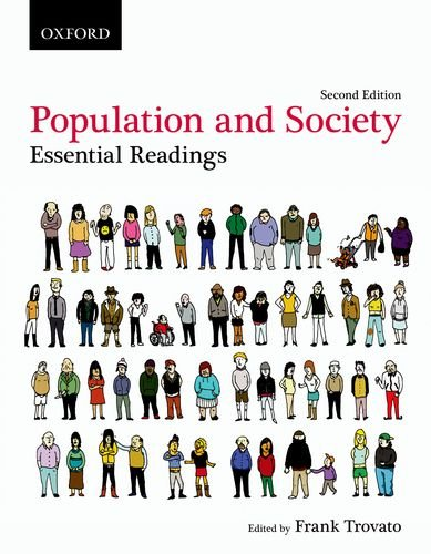 9780195439786: Population and Society: Essential Readings