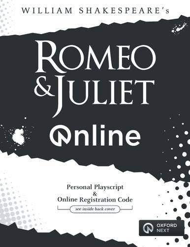 9780195440072: Romeo and Juliet ONLINE: Personal Playscript and Website Registration Code