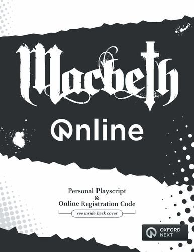 9780195440089: Macbeth ONLINE: Personal Playscript and Website Registration Code