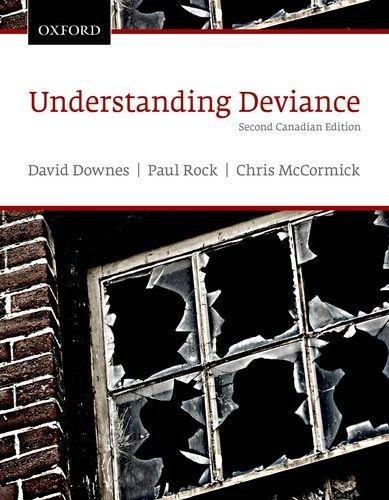 understanding deviance in society