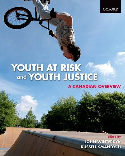 9780195441307: Youth at Risk and Youth Justice: A Canadian Overview